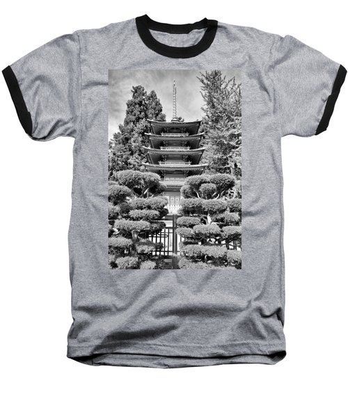 Golden Gate Park  Baseball T-Shirt