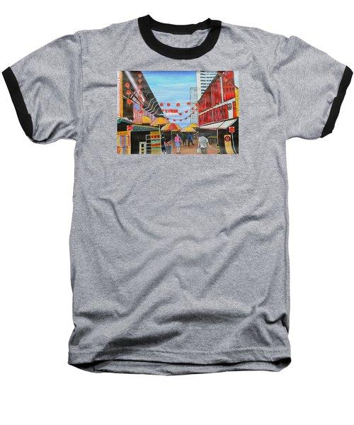 China Town Singaporesg50 Baseball T-Shirt