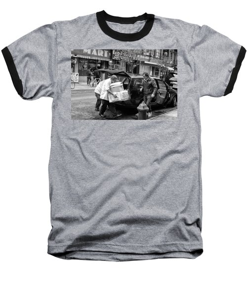 Chinatown Delivery Baseball T-Shirt