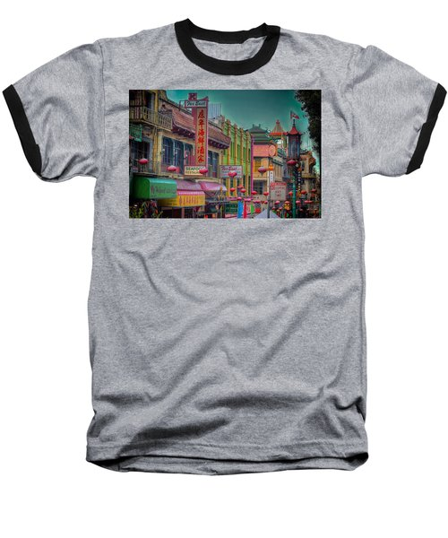 Chinatown Baseball T-Shirt