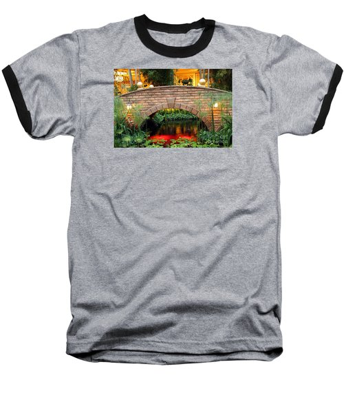 Chinese Bridge Baseball T-Shirt