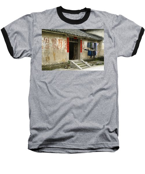 Chinese Laundry Baseball T-Shirt