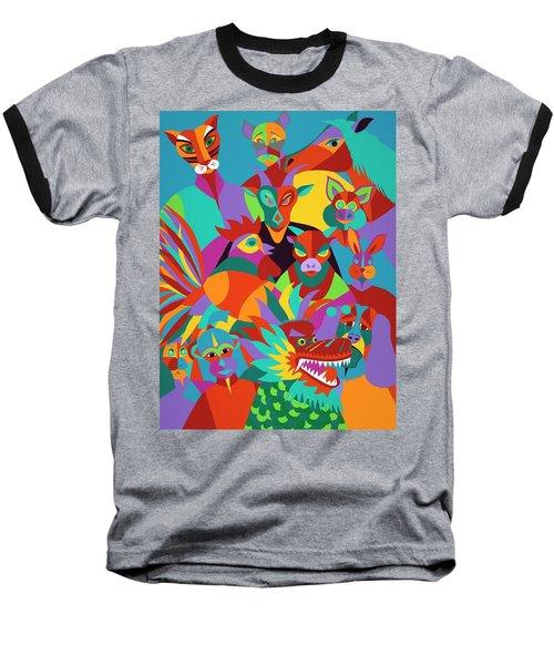 Chinese New Year Baseball T-Shirt