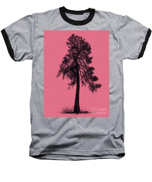 Chinese Pine Tree Baseball T-Shirt