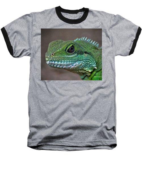 Chinese Water Dragon Baseball T-Shirt