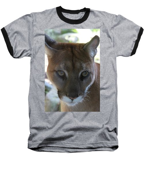 Baseball T-Shirt featuring the photograph Chinook by Laddie Halupa