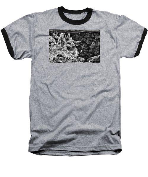 Baseball T-Shirt featuring the digital art Chio Wohya by William Fields