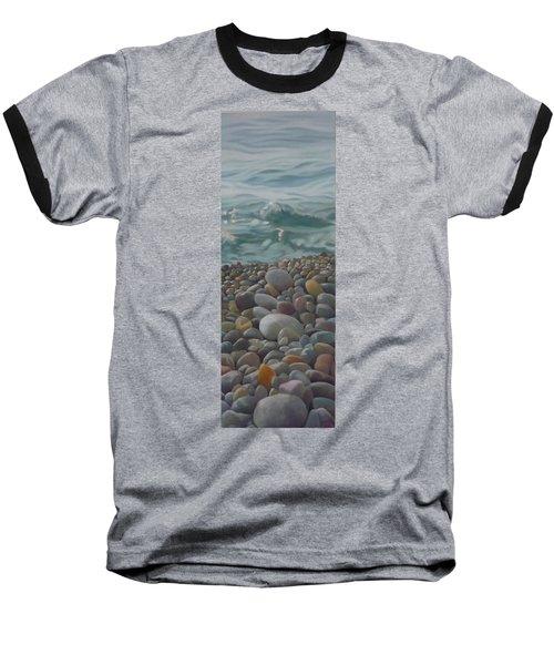 Chios Pebbles Baseball T-Shirt