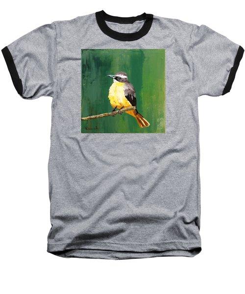 Chirping Charlie Baseball T-Shirt