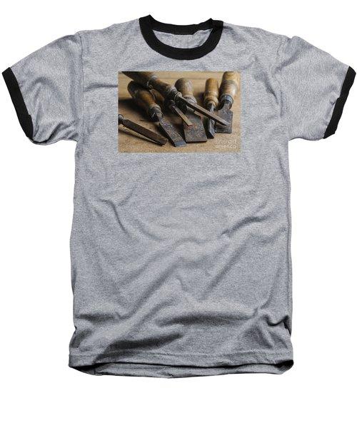 Chisels Baseball T-Shirt