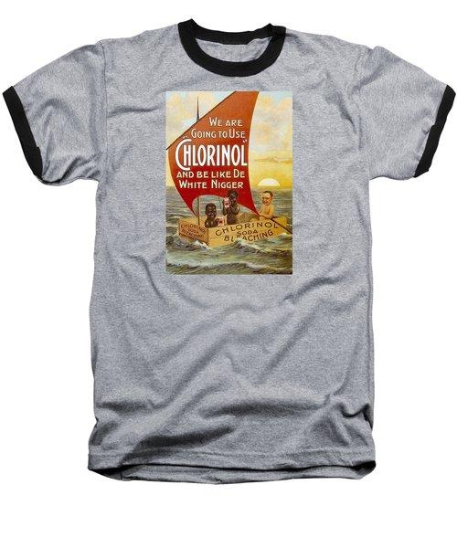Chlorinol Baseball T-Shirt