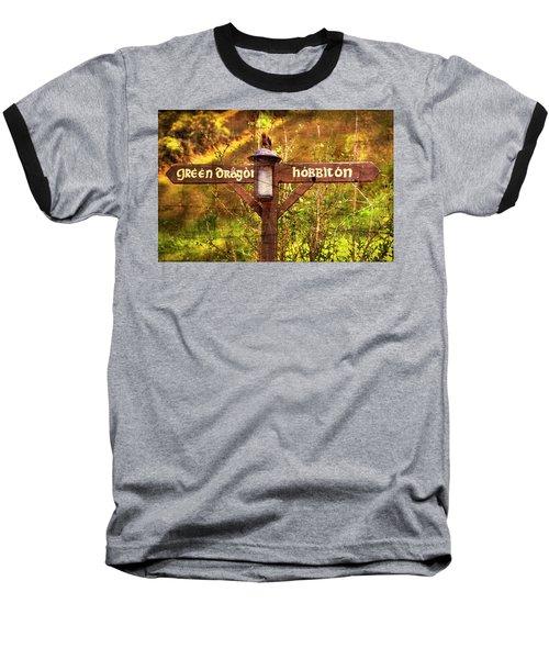 Choose Your Path Baseball T-Shirt
