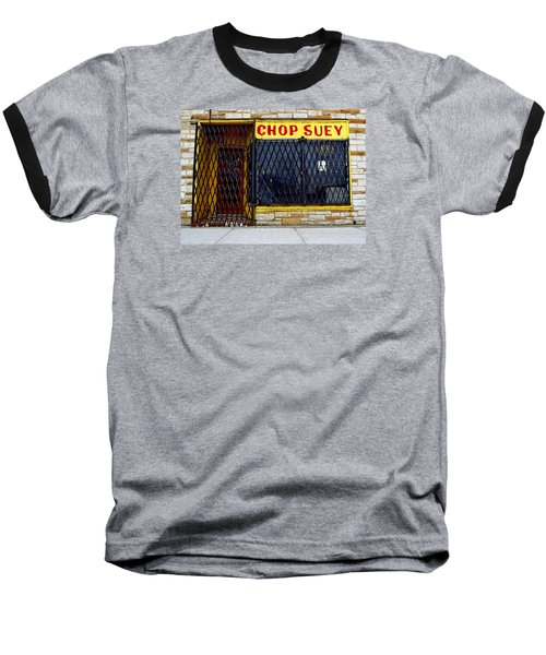 Chop Suey Baseball T-Shirt
