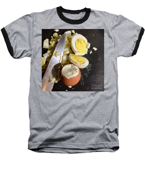 Baseball T-Shirt featuring the photograph Chopped by Kim Nelson