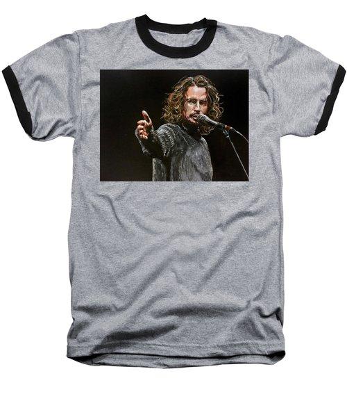 Chris Cornell Baseball T-Shirt