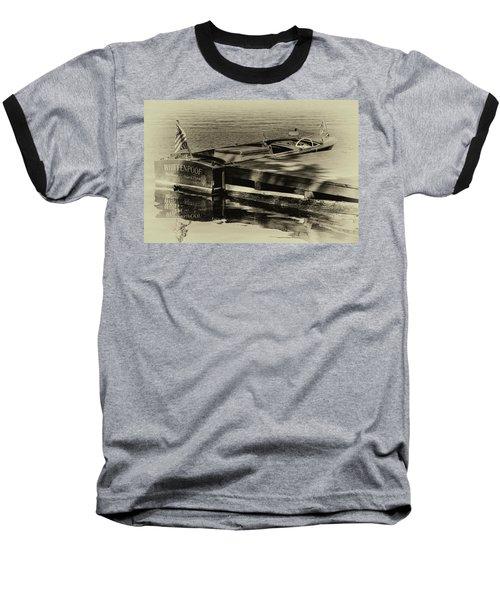 Vintage Chris Craft - 1958 Baseball T-Shirt