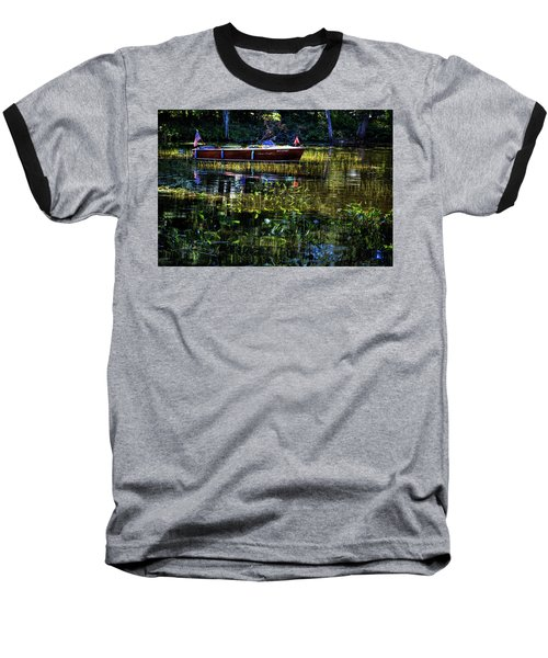 1958 Chris Craft Baseball T-Shirt