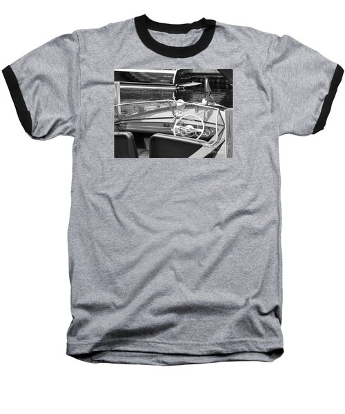 Chris Craft Utility Baseball T-Shirt