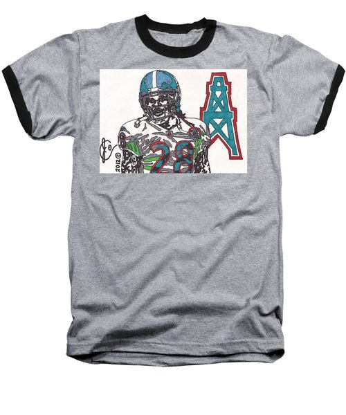 Chris Johnson  Baseball T-Shirt