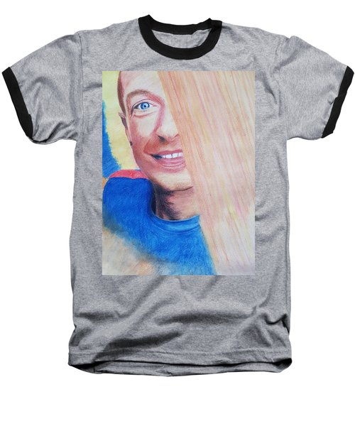 Chris Martin Baseball T-Shirt