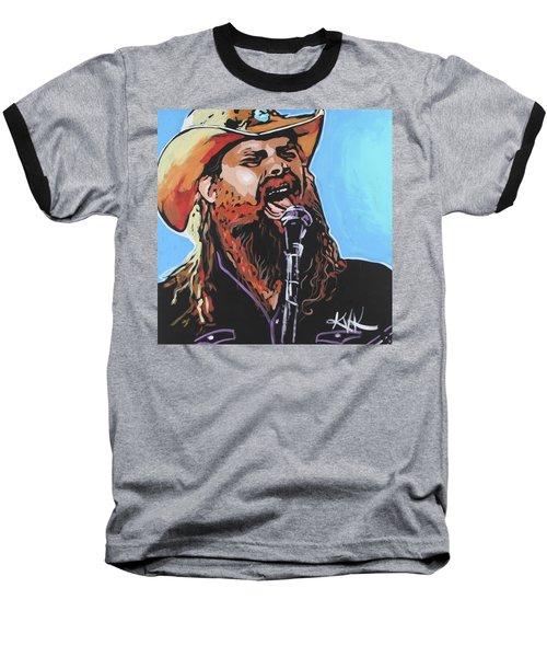 Chris Stapleton Baseball T-Shirt