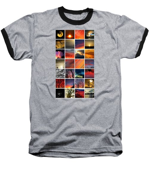 Chris's Greatest Hits Baseball T-Shirt