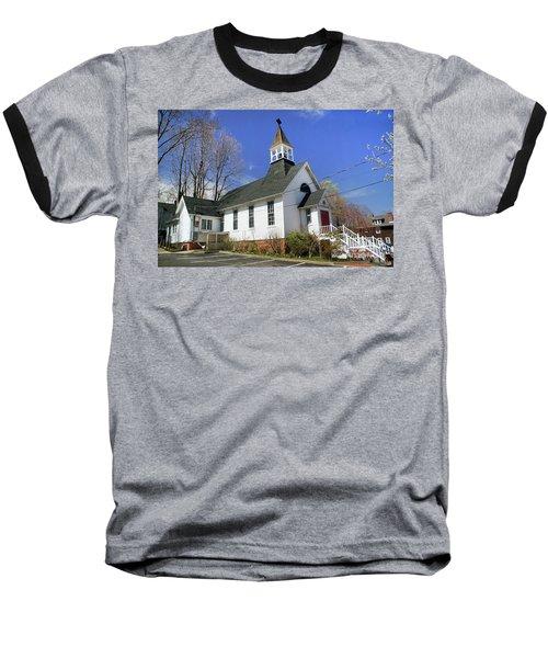 Christ Church Episcopal Of Port Jefferson Baseball T-Shirt