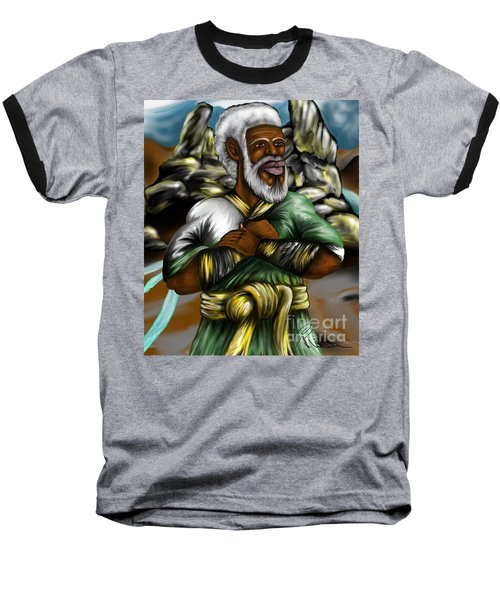 Christ The Messiah Our King Baseball T-Shirt