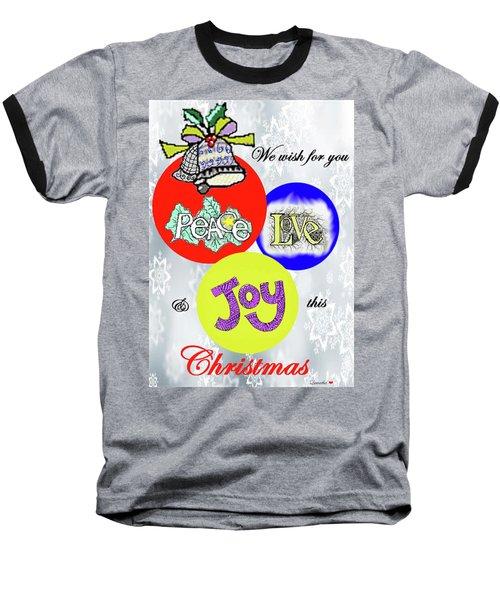 Christmas 2 Baseball T-Shirt