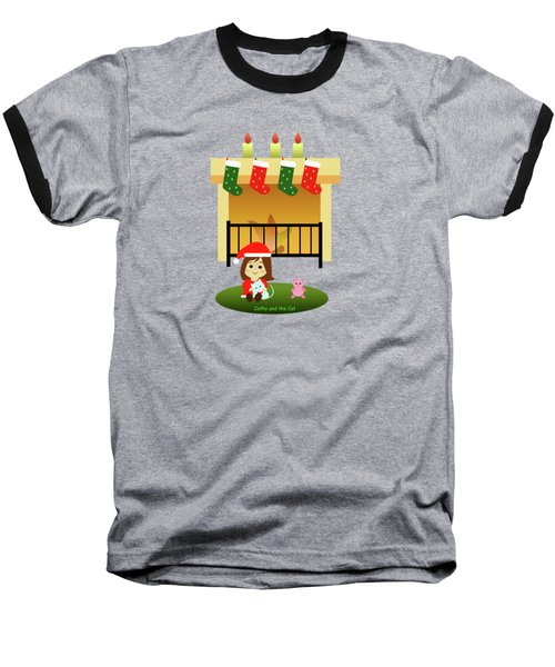 Christmas #4 Baseball T-Shirt