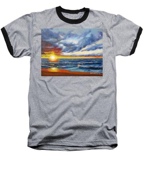 Christmas Cove Baseball T-Shirt