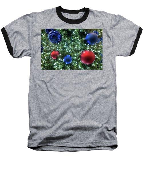 Christmas Display 2 Baseball T-Shirt