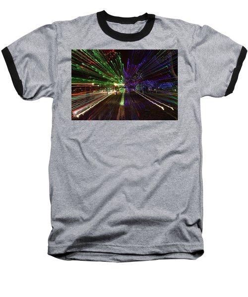 Christmas Exploding Baseball T-Shirt