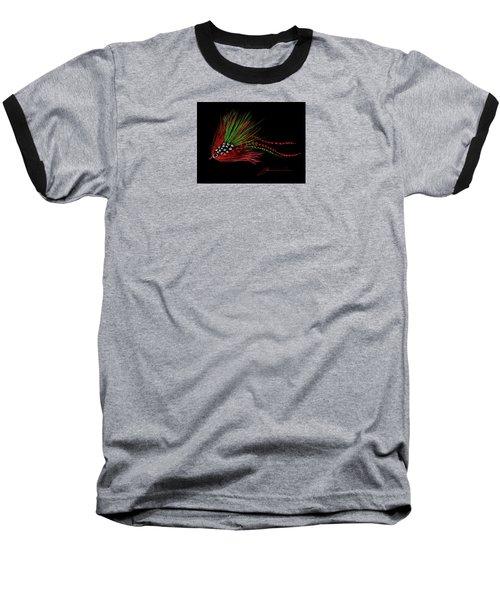 Christmas Fly Baseball T-Shirt