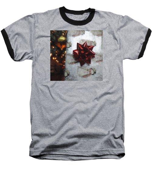 Christmas Gift Baseball T-Shirt