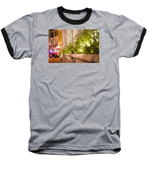 Christmas In St Paul Baseball T-Shirt
