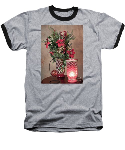 Christmas Jewels Baseball T-Shirt