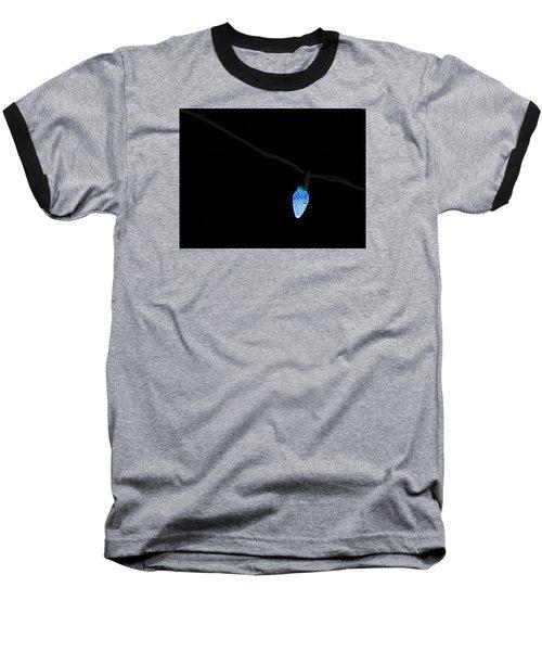 Christmas Light Baseball T-Shirt