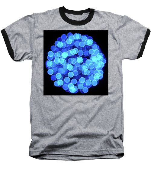 Christmas Lights Illuminate Our Cities Baseball T-Shirt