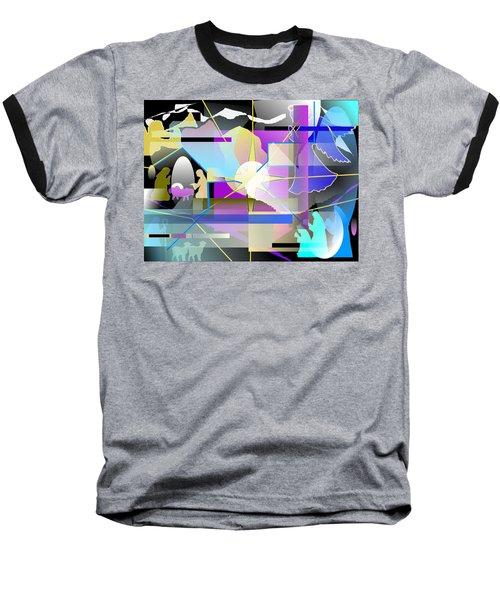 Christmas Memory Baseball T-Shirt