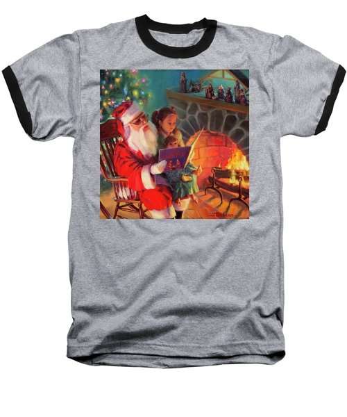 Christmas Story Baseball T-Shirt