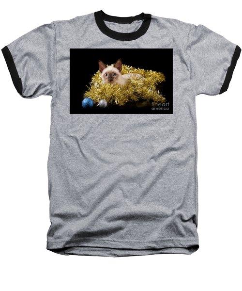 Christmas Surprise Baseball T-Shirt