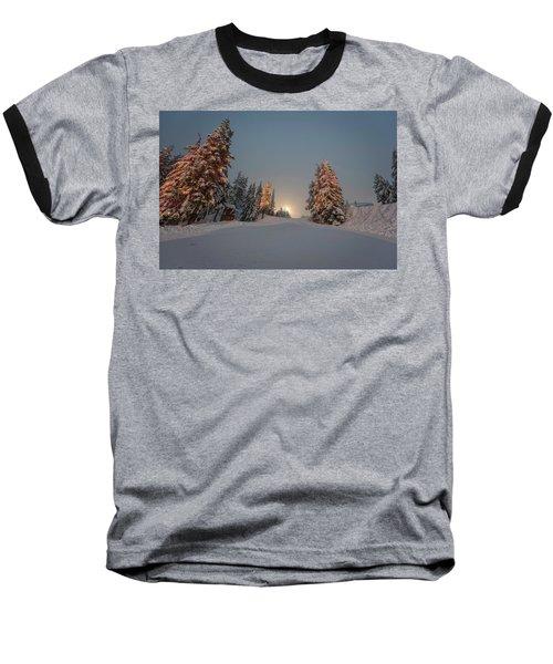 Christmas Trees  Baseball T-Shirt
