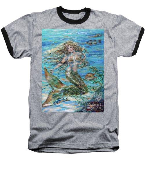 Christophe Siren Baseball T-Shirt