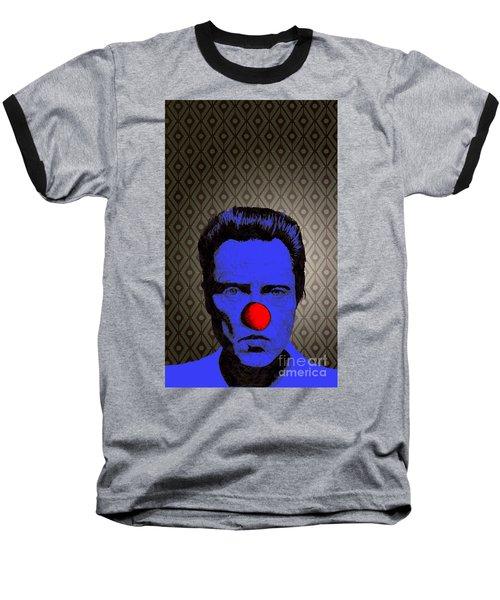 Christopher Walken 1 Baseball T-Shirt by Jason Tricktop Matthews