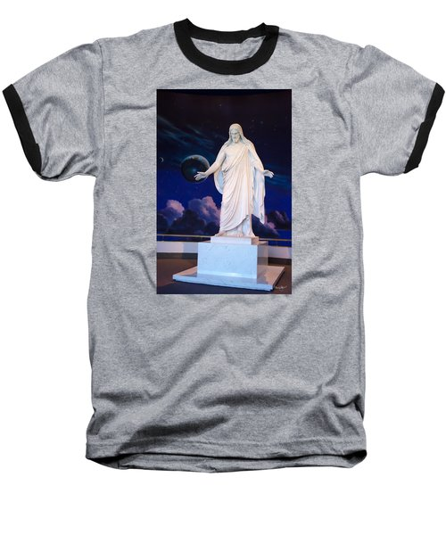 Christus Baseball T-Shirt