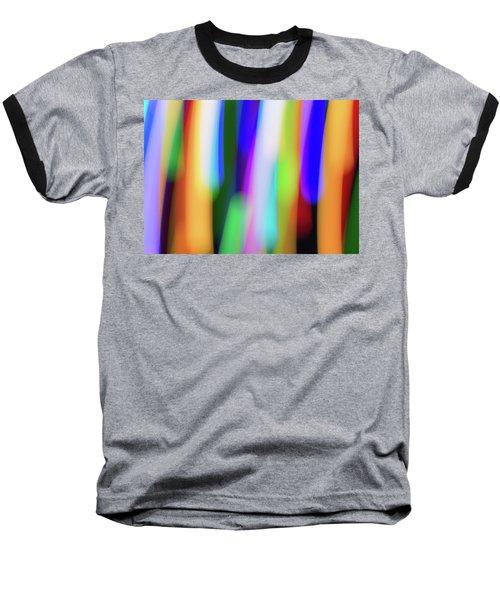 Chromatism Baseball T-Shirt