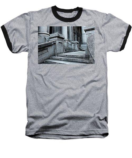 Chrome Balustrade Baseball T-Shirt