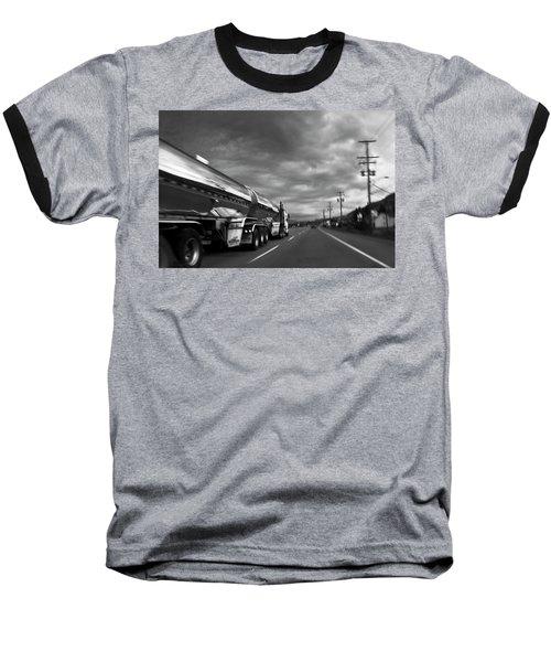 Chrome Tanker Baseball T-Shirt