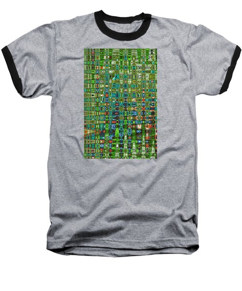 Baseball T-Shirt featuring the photograph Chromosome 22 by Diane E Berry